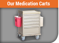 Pelican Medication Carts | Langley BC