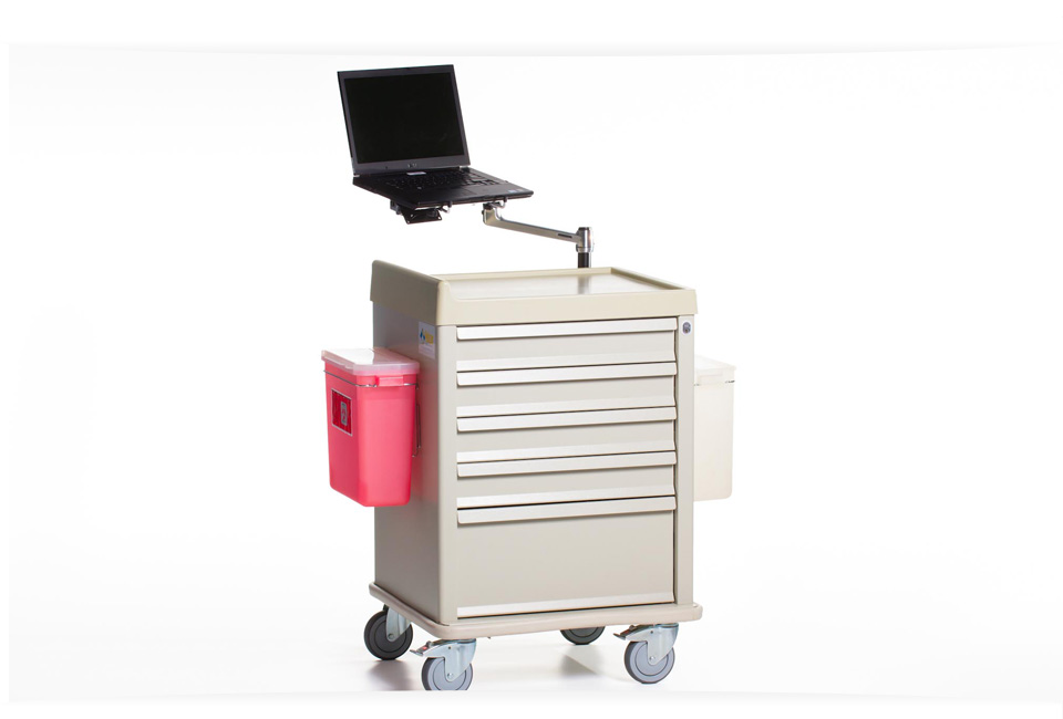 Laptop holders | Pelican Medication Systems | Surrey BC Canada