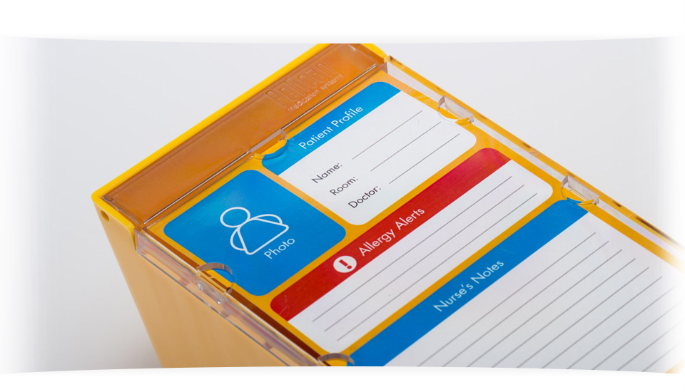Patient Information Cards | Pelican Medication Systems | Canada